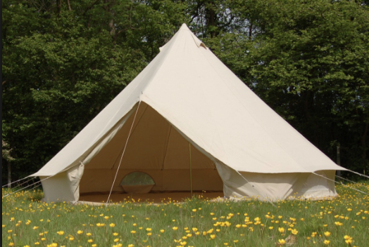 Bell Tent 5m Electric Picnic Festival 2019 Silk Road Tents