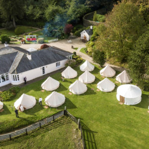 Boutique Camping - Weddings